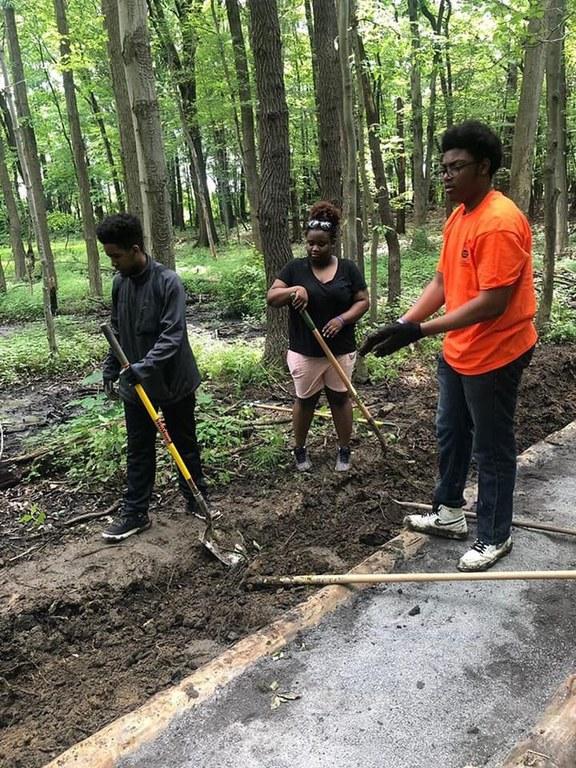 Black Kids Doing Trail Work .jpg