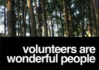 Volunteer Opportunities for this Saturday