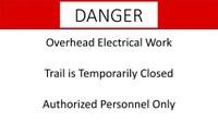 Harmony Trail: Closed Temporarily