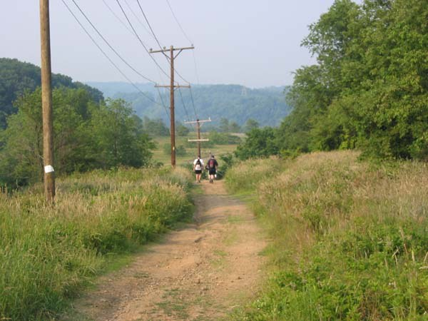 Along the hills near Creighton