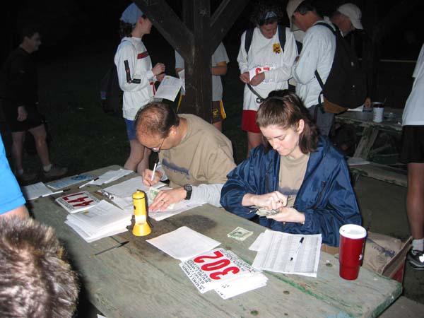 Registration volunteers!