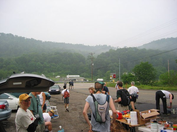 Departing Checkpoint 1