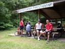 Challengers relax at Harrison Hills Finish