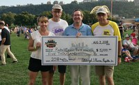 RCTC partners with REI, Trail PGH, and  North Park to use $5,000 grant